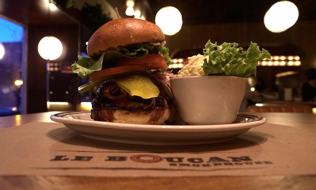 Le Boucan - 5 Napkin Burger