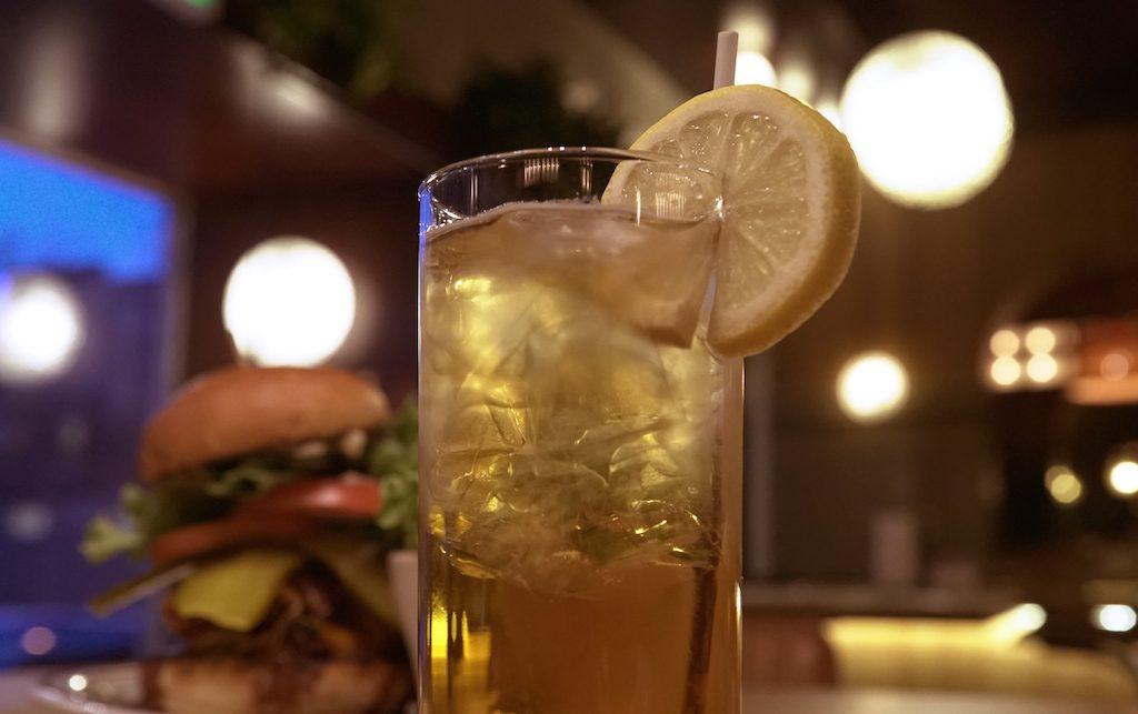 Le Boucan - Lemonade and burger