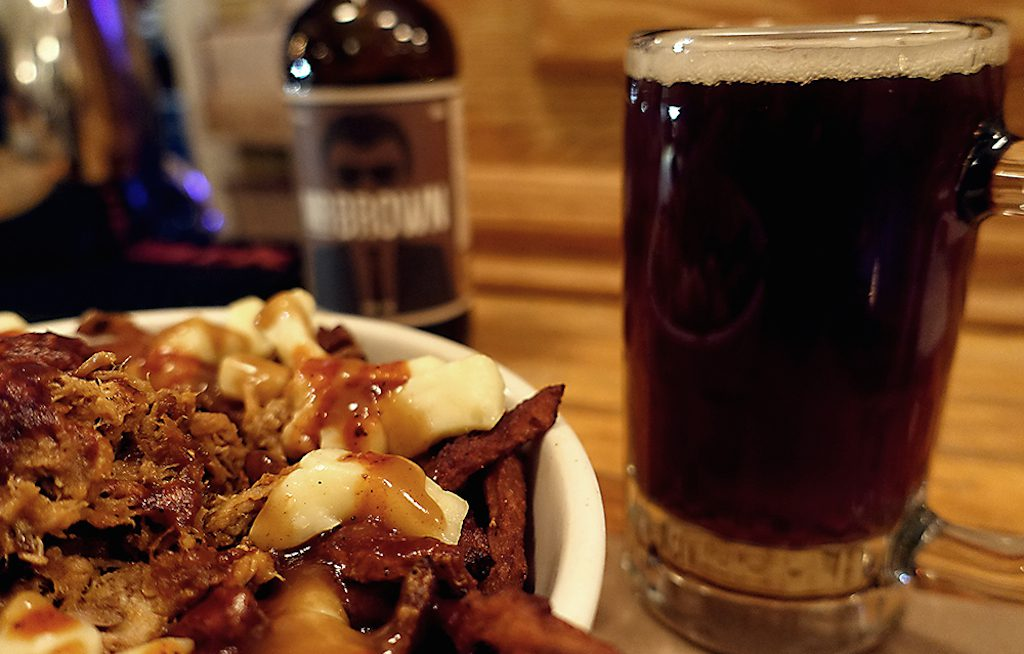 Le Boucan - Poutine and beer (DEC2016)